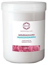 Parfémy, Parfumerie, kosmetika Masážní krém Olej z hroznových jader - Yamuna Massage Cream