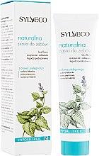 Parfémy, Parfumerie, kosmetika Přírodní zubní pasta - Sylveco Natural Toothpaste