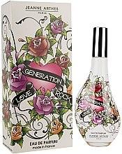 Parfémy, Parfumerie, kosmetika Jeanne Arthes Love Generation Rock - Parfémovaná voda