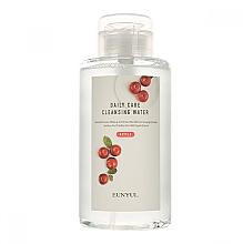 Parfémy, Parfumerie, kosmetika Micelární voda s extraktem z jablka - Eunyul Daily Care Cleansing Water Apple