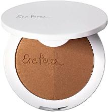 Parfémy, Parfumerie, kosmetika Tvářenka a bronzer na obličej - Ere Perez Rice Powder Blush & Bronzer