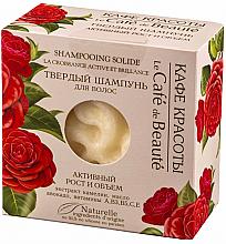 Parfémy, Parfumerie, kosmetika Tuhý šampon Aktivní růst a objem - Le Cafe de Beaute Solid Shampoo