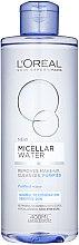Parfémy, Parfumerie, kosmetika Micelární voda pro normální a kombinovanou pleť - L'Oreal Paris Micellar Water Normal To Combination
