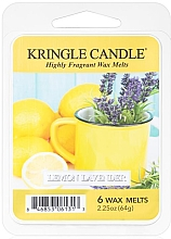 Parfémy, Parfumerie, kosmetika Vosk na aromatickou lampu - Kringle Candle Lemon Lavender