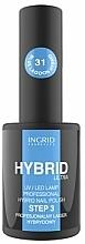 Parfémy, Parfumerie, kosmetika Gel lak na nehty - Ingrid Cosmetics Hybrid Ultra Nail Polish