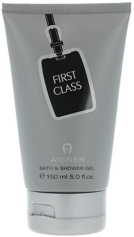 Aigner First Class - Sprchový gel — foto N1