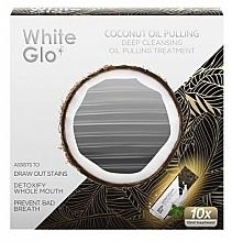 Parfémy, Parfumerie, kosmetika Prostředek pro dentální hygienu - White Glo Coconut Oil Pulling