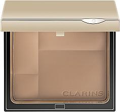 Parfémy, Parfumerie, kosmetika Minerální pudr - Clarins Ever Matte Shine Control Mineral Powder Compact