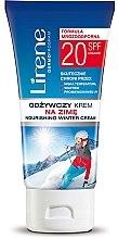 Parfémy, Parfumerie, kosmetika Zimní ochranný krém na obličej SPF 20 - Lirene Full protection Active Cream for Winter SPF 20
