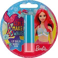 Parfémy, Parfumerie, kosmetika Balzám na rty - Bi-es Barbie Bubble Gum