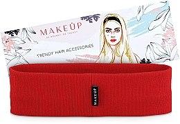 Parfémy, Parfumerie, kosmetika Čelenka na vlasy, červená, Be Beauty - MakeUp