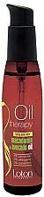 Parfémy, Parfumerie, kosmetika Olej na vlasy a tělo - Loton Macadamia & Avocado Oil