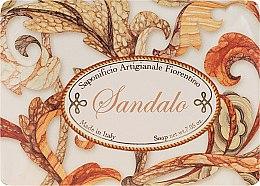 Parfémy, Parfumerie, kosmetika Mýdlo toaletní Santal - Saponificio Artigianale Sandalwood