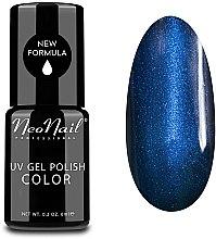 "Parfémy, Parfumerie, kosmetika Gel lak ""Kočičí oko"" - NeoNail Professional UV Gel Polish Color Cat Eye"