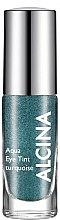 Parfémy, Parfumerie, kosmetika Tekuté oční stíny - Alcina Aqua Eye Tint