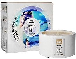 Parfémy, Parfumerie, kosmetika Aromatická svíčka - House of Glam Beware of Angel Candle