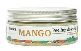 Parfémy, Parfumerie, kosmetika Peeling na tělo - Mohani Natural Mango Peel