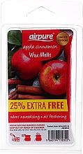 "Parfémy, Parfumerie, kosmetika Vosk do aromalampy ""Jablko a skořice"" - Airpure Apple Cinnamon Wax Melts"