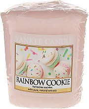"Parfémy, Parfumerie, kosmetika Aromatická svíčka ""Sušenky"" - Yankee Candle Rainbow Cookie Votive Candle"