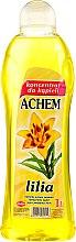 Parfémy, Parfumerie, kosmetika Tekutý koncentrát do koupele Lilie - Achem Concentrated Bubble Bath Lily