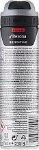 """Deodorant-sprej pro muže """"Sensitive"""" - Rexona Deodorant Spray — foto N2"""