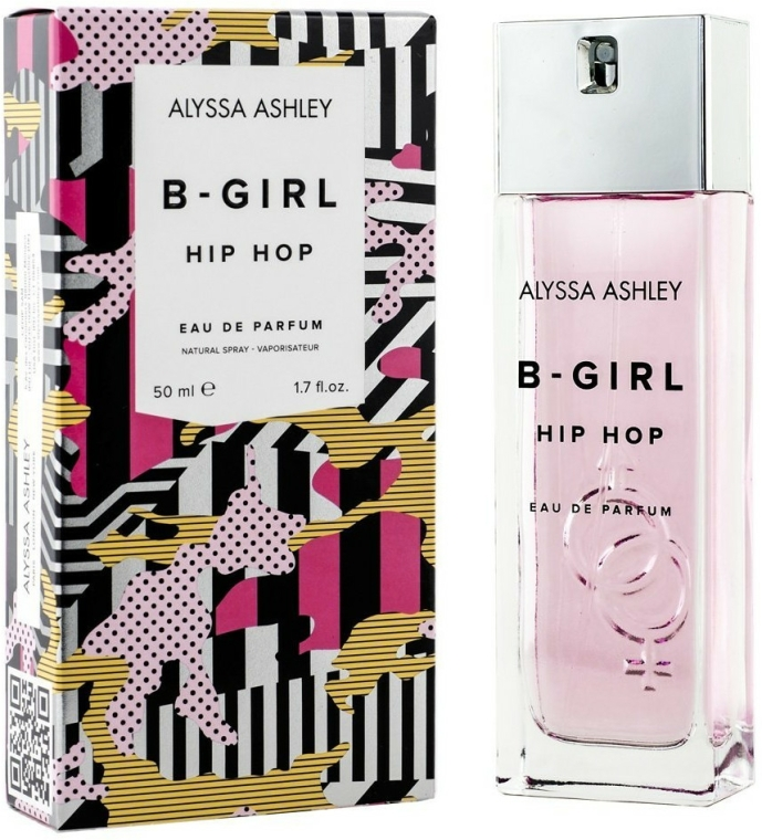 Alyssa Ashley B-Girl Hip Hop - Parfémovaná voda — foto N2