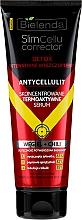 "Parfémy, Parfumerie, kosmetika Koncentrovan termoaktivní sérum ""Chili Pepper"" - Bielenda Slim Cellu Corrector Detox"