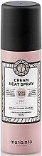 Parfémy, Parfumerie, kosmetika Krem-sprej na vlasy - Maria Nila Style & Finish Cream Heat Spray