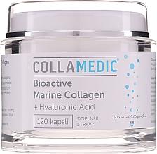 Parfémy, Parfumerie, kosmetika Mořský kolagen v kapslích - Collamedic Bioactive Marine Collagen