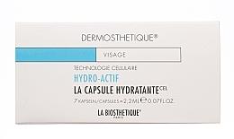 Parfémy, Parfumerie, kosmetika Hydroaktivní, intenzivně hydratující kapsle - La Biosthetique Dermosthetique Hydro-Actif La Capsule Hydratante