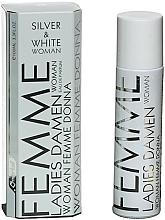Parfémy, Parfumerie, kosmetika Omerta Silver & White - Parfémovaná voda