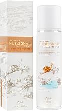 Parfémy, Parfumerie, kosmetika Vyživující esence s hlemýždím mucinem - Esfolio Nutri Snail Daily Essence