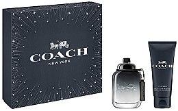 Parfémy, Parfumerie, kosmetika Coach For Men - Sada (edt/60ml + sh/gel/100ml)