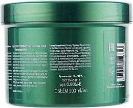 Intenzivní maska pro poškozené vlasy - Estel Professional Curex Therapy Mask — foto N3