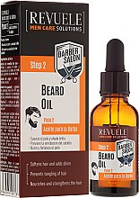 Parfémy, Parfumerie, kosmetika Olej na vousy - Revuele Men Care Barber Salon Beard Oil