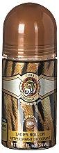 Parfémy, Parfumerie, kosmetika Cuba Jungle Tiger - Deodorant roll-on