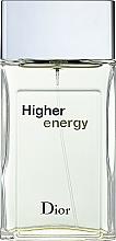 Parfémy, Parfumerie, kosmetika Dior Higher Energy - Toaletní voda (tester s víčkem)