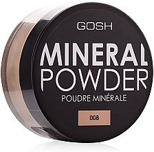 Parfémy, Parfumerie, kosmetika Minerální pudr - Gosh Mineral Powder