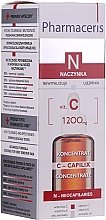 Parfémy, Parfumerie, kosmetika Noční sérum na obličej s vitaminem C - Pharmaceris N Serum with Vit. C 1200mg Strengtening and Smoothing
