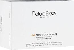 Parfémy, Parfumerie, kosmetika Antioxidační maska s vitamínem C - Natura Bisse C+C Vitamin Ascorbic Acid Mask