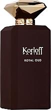 Parfémy, Parfumerie, kosmetika Korloff Paris Royal Oud - Parfémovaná voda
