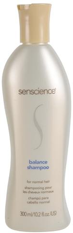 Šampon pro normální vlasy - Senscience Balance Shampoo — foto N1