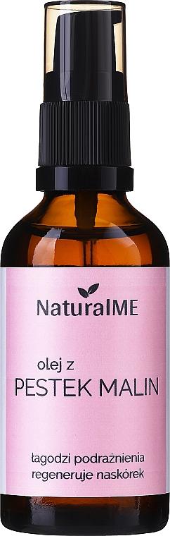Olej ze semen maliny - NaturalME