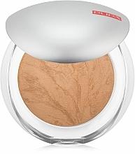 Parfémy, Parfumerie, kosmetika Kompaktní zapečený pudr na obličej - Pupa Luminys Silky Baked Face Powder