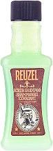 Parfémy, Parfumerie, kosmetika Peelingový šampon - Reuzel Finest Scrub Shampoo Pomade
