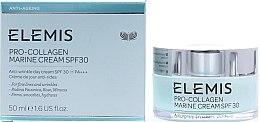 Parfémy, Parfumerie, kosmetika Krém na obličej - Elemis Pro-Collagen Marine Cream SPF30