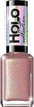Parfémy, Parfumerie, kosmetika Lak na nehty - Eveline Cosmetics Holo Collection Nail Polish