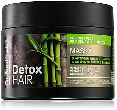 Parfémy, Parfumerie, kosmetika Maska na vlasy Bambusové uhlí - Dr. Sante Detox Hair Mask