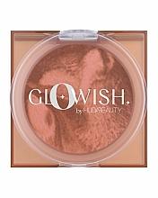 Parfémy, Parfumerie, kosmetika Bronzující pudr - Huda Beauty GloWish Soft Radiance (04 -Deep Tan)