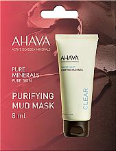 Parfémy, Parfumerie, kosmetika Bahenní maska na obličej - Ahava Time To Clear Purifying Mud Mask (tester)
